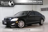 2008 Mercedes-Benz S-Class 5.5L V8 - AWD NAVIGATION SUN ROOF POWER ADJUSTABLE HEATED LEATHER SEATS WOOD GRAIN INTERIOR POWER REAR SUNSHADE