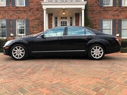 2008_Mercedes-Benz_S-Class_5.5L V8 1-OWNER black on black PRESEDENTIAL MUSTC!_ Arlington TX