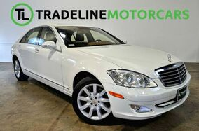 2008_Mercedes-Benz_S-Class_5.5L V8 NAVIGATION, SUNROOF, LEATHER AND MUCH MORE!!!_ CARROLLTON TX