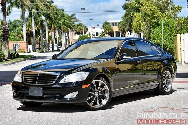 Used mercedes benz s class royal palm beach fl for Mercedes benz palm beach florida