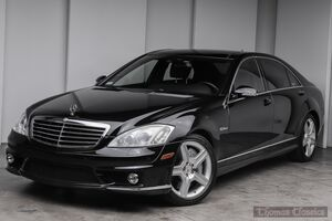 2008_Mercedes-Benz_S-Class_6.3L V8 AMG_ Akron OH