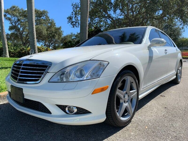2008 Mercedes-Benz S-Class S 550 Hollywood FL