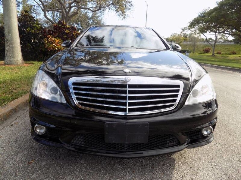 2008 Mercedes-Benz S-Class S 63 AMG® Hollywood FL