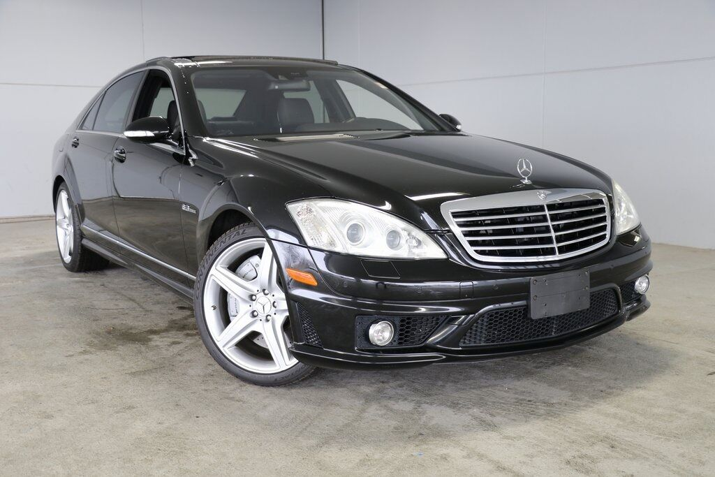 2008 Mercedes-Benz S-Class S 63 AMG® Merriam KS