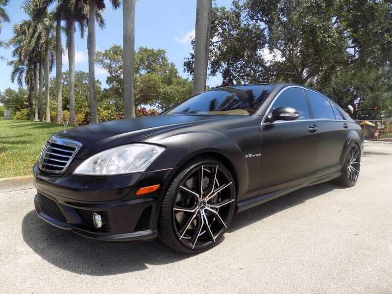 2008 Mercedes-Benz S-Class S 65 AMG® Hollywood FL