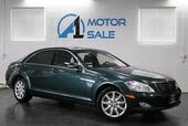 2008 Mercedes-Benz S-Class S550 4Matic 1 Owner P3 Pkg Night Vision