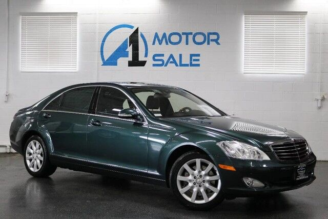2008 Mercedes-Benz S-Class S550 4Matic 1 Owner P3 Pkg Night Vision Schaumburg IL