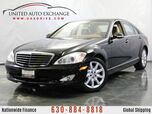 2008 Mercedes-Benz S-Class S550 5.5L V8 Engine 4-MATIC AWD w/ Navigation, Bluetooth, Power Sunroof, Heated & Ventilated Seats, Front and Rear Parking Aid with Rear View Camera, Harman Kardon Premium Sound System