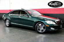 2008 Mercedes-Benz S550 4-Matic 4dr Sedan