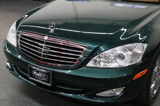 2008 Mercedes-Benz S550 4-Matic 4dr Sedan Chicago IL