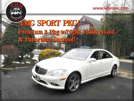 2008_Mercedes-Benz_S550_4MATIC_ Arlington VA