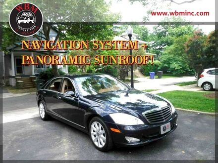 2008_Mercedes-Benz_S550_4MATIC w/ Premium Package_ Arlington VA