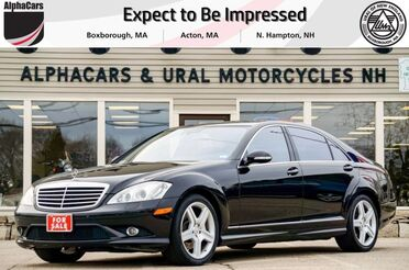 2008_Mercedes-Benz_S550_4Matic AMG Sport_ Boxborough MA