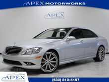 2008_Mercedes-Benz_S550_Sedan P3 Pkg Vossen Wheels_ Burr Ridge IL