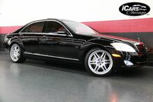 2008 Mercedes-Benz S600 V12 4dr Sedan