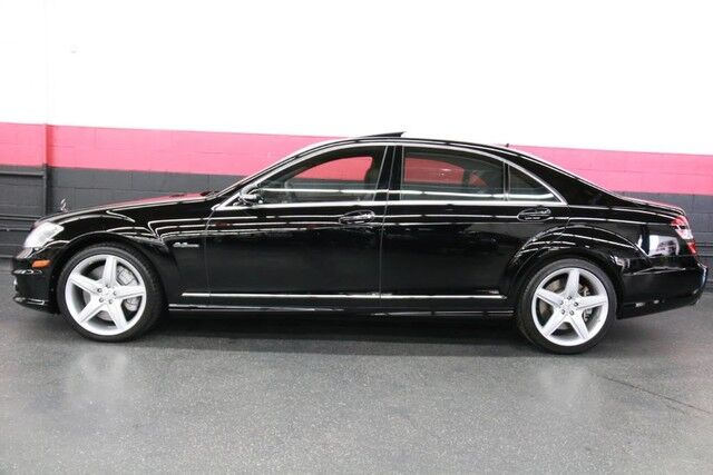 2008 Mercedes-Benz S63 AMG 4dr Sedan Chicago IL