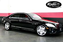 2008 Mercedes-Benz S63 AMG 4dr Sedan