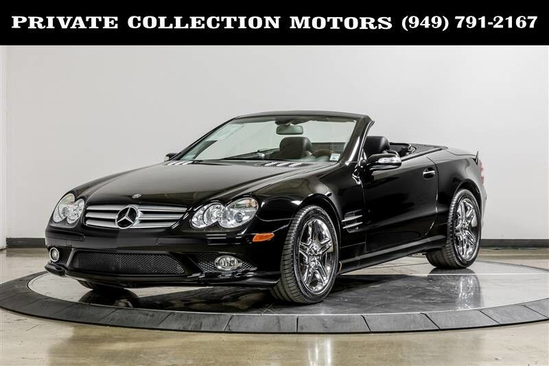 2008_Mercedes-Benz_SL 550_SL550 SL-Class One Owner 35k Original Miles_ Costa Mesa CA