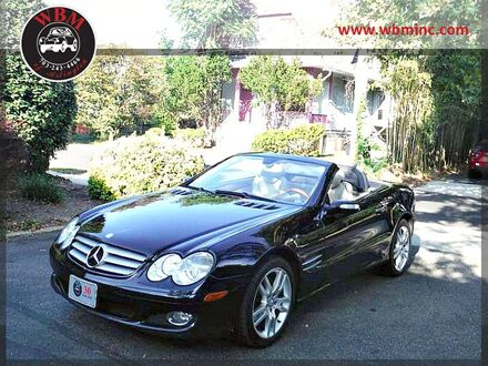 2008_Mercedes-Benz_SL 550_w/ Sport & Premium Package_ Arlington VA