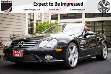 2008_Mercedes-Benz_SL-Class_AMG_ Boxborough MA