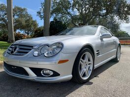 2008_Mercedes-Benz_SL-Class_SL 550_ Hollywood FL