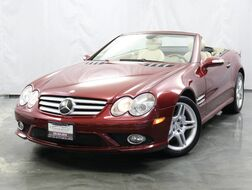 2008_Mercedes-Benz_SL-Class_SL 550 Sport Package / keyless go / Distronic / Panoramic Roof_ Addison IL