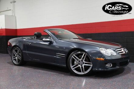 2008_Mercedes-Benz_SL550_2dr Convertible_ Chicago IL