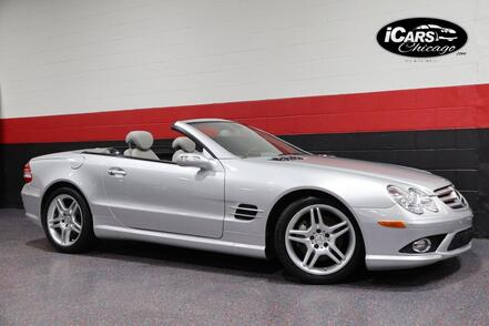 2008_Mercedes-Benz_SL550_AMG Sport 2dr Convertible_ Chicago IL