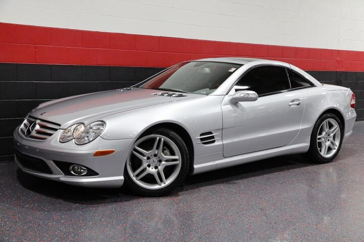 2008 Mercedes-Benz SL550 AMG Sport 2dr Convertible Chicago IL