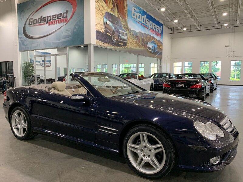 2008_Mercedes-Benz_SL550_V8 108K MSRP_ Charlotte NC