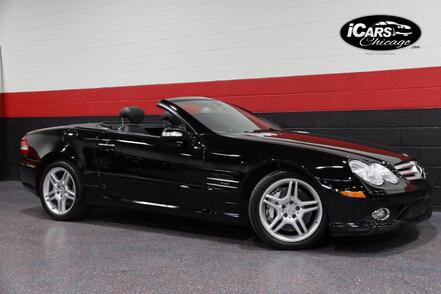 2008_Mercedes-Benz_SL600 V12_AMG Sport 2dr Convertible_ Chicago IL