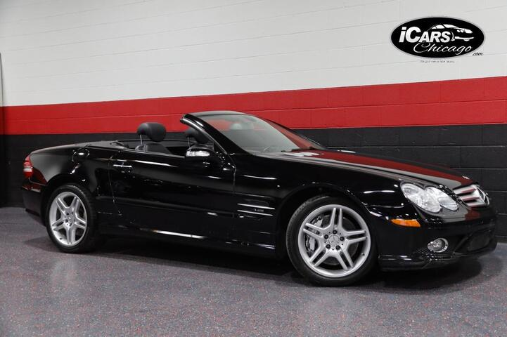 2008 Mercedes-Benz SL600 V12 AMG Sport 2dr Convertible Chicago IL