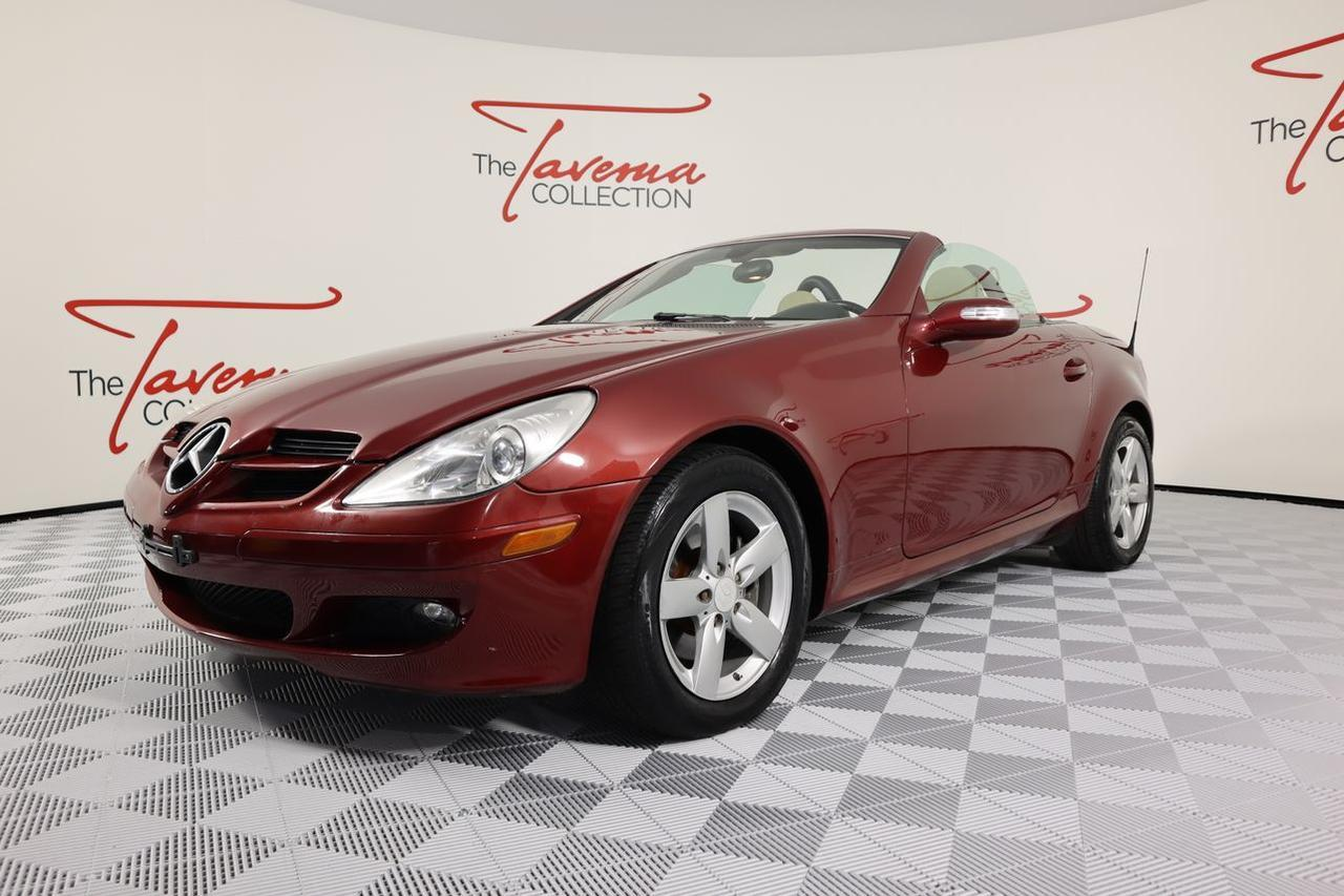 2008 Mercedes-Benz SLK-Class SLK 280 Roadster 2D Hollywood FL