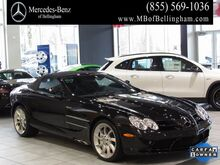 2008_Mercedes-Benz_SLR__ Bellingham WA