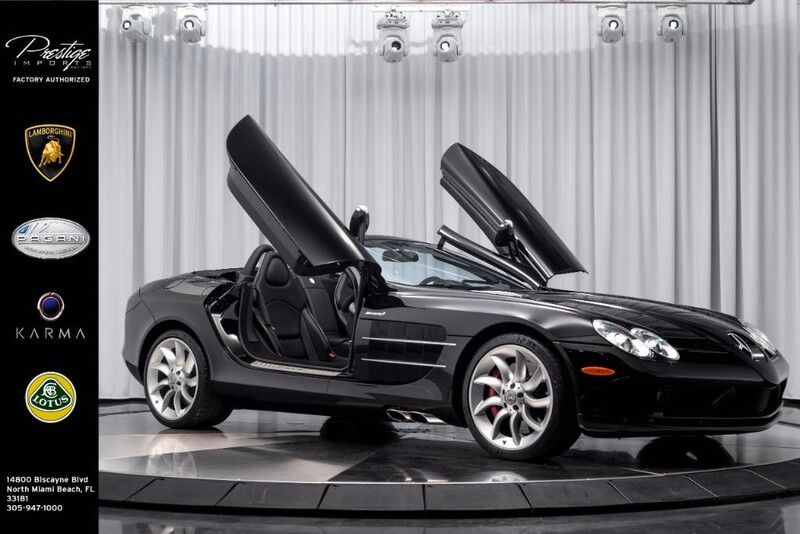 2008_Mercedes-Benz_SLR McLaren__ North Miami Beach FL
