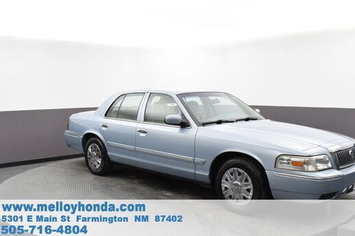 2008 Mercury Grand Marquis GS Farmington NM