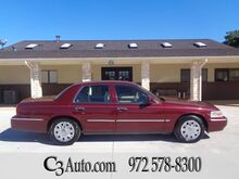 2008_Mercury_Grand Marquis_GS_ Plano TX