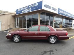 2008_Mercury_Grand Marquis_LS_ Spokane Valley WA