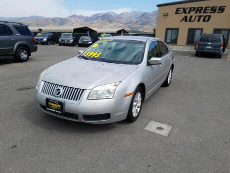 2008 Mercury Milan Base North Logan UT