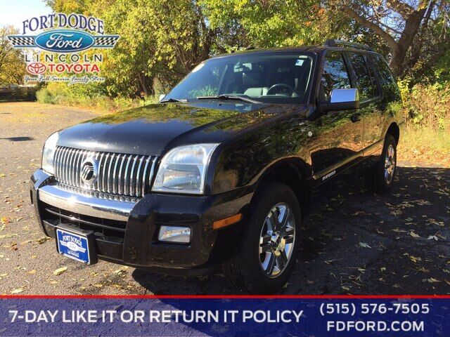 2008 Mercury Mountaineer Premier Fort Dodge IA