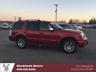 Mercury Mountaineer Premier 2008