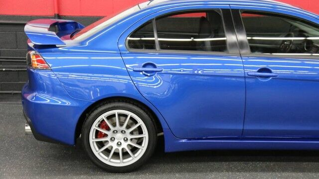 2008 Mitsubishi Lancer Evolution GSR 4dr Sedan Chicago IL