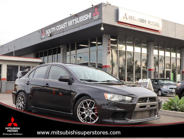 2008 Mitsubishi Lancer Evolution MR Cerritos CA