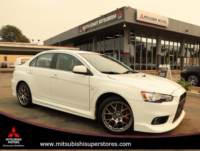 2008 Mitsubishi Lancer Evolution MR Costa Mesa CA
