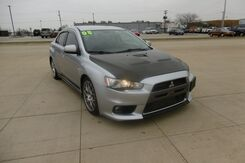 2008_Mitsubishi_Lancer_Evolution MR_ Peoria IL