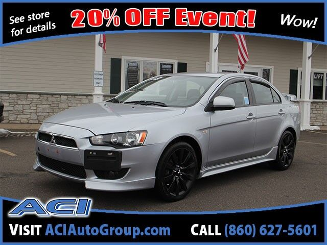 2008 Mitsubishi Lancer GTS East Windsor CT