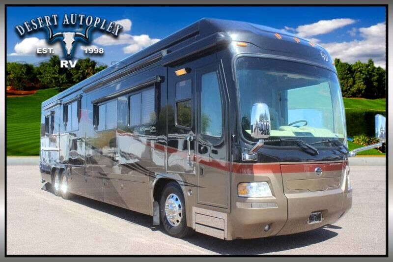 2008 Monaco Signature Buckingham IV 600HP Quad Slide Class A Diesel Pusher Mesa AZ