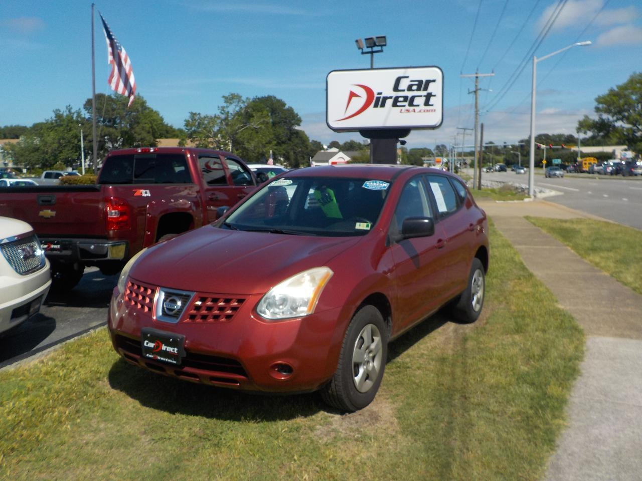 2008 NISSAN ROGUE S, WHOLESALE TO THE PUBLIC AS, GREAT PRICE, GET IT BEFORE IT GOES TO AUCTION AND THE DEALERS DO!!!!