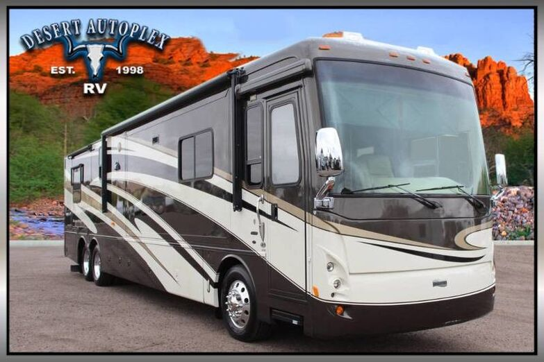 2008 Newmar Dutch Star 4304 Quad Slide Class A Diesel Pusher Mesa AZ