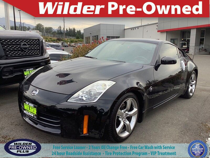 2008 Nissan 350Z Touring Port Angeles WA